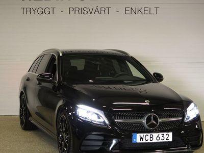 begagnad Mercedes C220 C-KLASSD AMG LINE