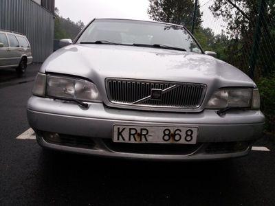 brugt Volvo S70 2.5 144hk/OBESIKTAD -98