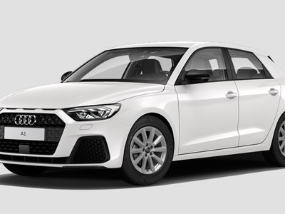 begagnad Audi A1 Sportback 1.0 30 TFSI 116hk - Nya 2019 Privatleasing