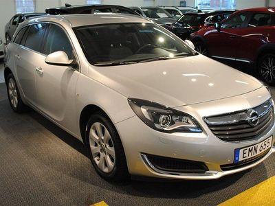 begagnad Opel Insignia Business ST 4x4 A6 2016, Kombi 214 900 kr