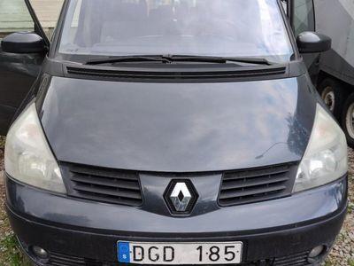 begagnad Renault Grand Espace 2.2DCI, Dålig Turbo