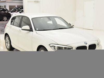 gebraucht BMW 120 d 5-door Advantage Euro 6 190hk Led Pdc