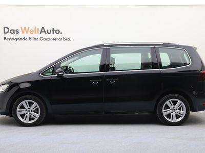begagnad VW Sharan TDI150 4M/Panorama/P-värmare/Drag