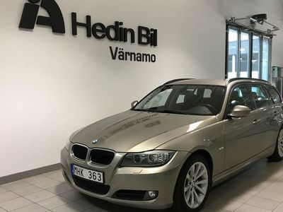 begagnad BMW 320 D Touring Sport pkt /Drag