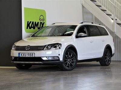 gebraucht VW Passat Alltrack 2.0 TDI 4Motion Premiumpaket D-värm Fjärr