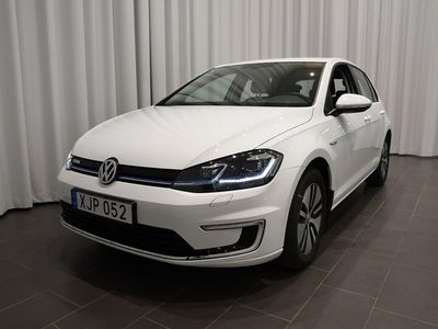 begagnad VW e-Golf E-