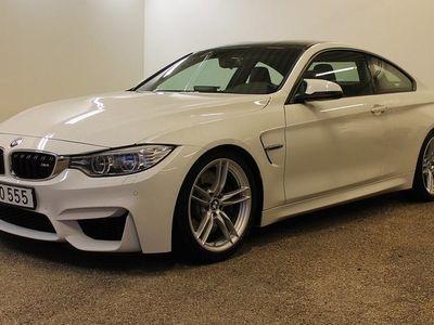 begagnad BMW M4 Coupé, (431hk)