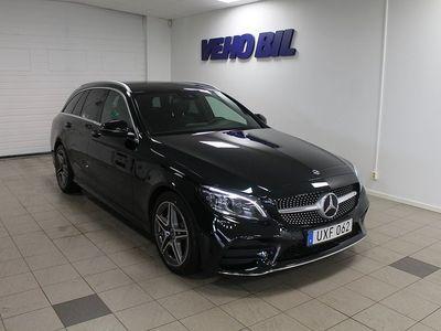 begagnad Mercedes C200 Kombi AMG Aut Navi Drag -19