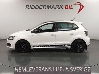 begagnad VW Polo 1.4 GTI 5dr (180hk)