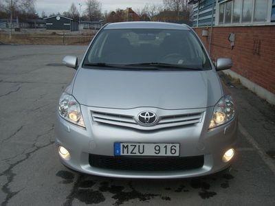 begagnad Toyota Auris 1,4 d