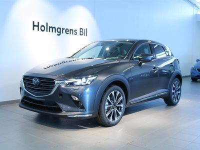 begagnad Mazda CX-3 A6 2.0 Optimum 121hk
