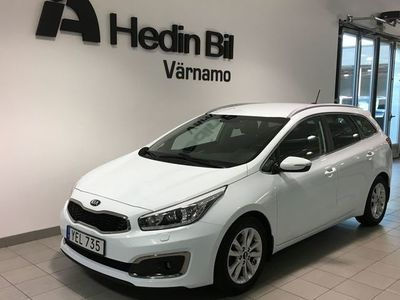 used Kia cee'd SW 1,6 GDI SPECIAL EDITION II