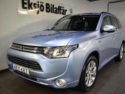 used Mitsubishi Outlander P-HEV 2.0 Hybrid 4WD CVT 203hk