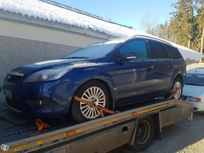 begagnad Ford Focus defekt -08