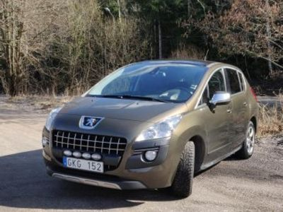 begagnad Peugeot 3008 Allure 1,6 Turbo/drag 156 Hk -12