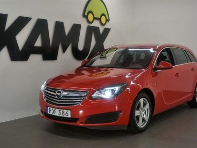 begagnad Opel Insignia Sports Tourer 2.0 CDTI | Drag | Navi | SoV Hjul