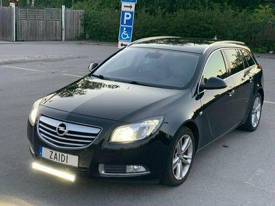 begagnad Opel Insignia SPORTS TOURER S