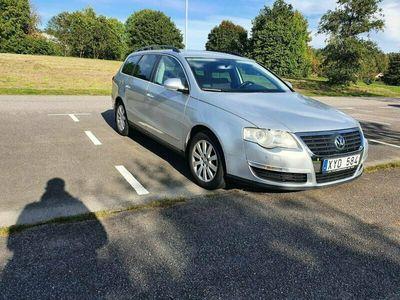 begagnad VW Passat Variant 2.0 FSI