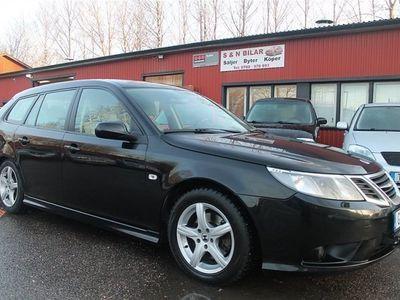 begagnad Saab 9-3 Auto,2,0T,Vector,Drag,1-Ägare,P-Hjälp.Nyservad,Nybesiktigad