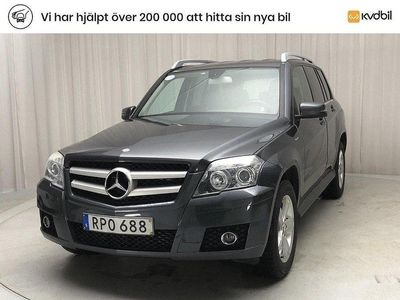 begagnad Mercedes GLK220 CDI BlueEFFICIENCY 4MAT