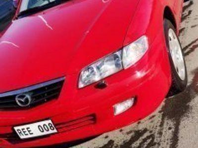 gebraucht Mazda 626 4D 2,0 TOUR -99