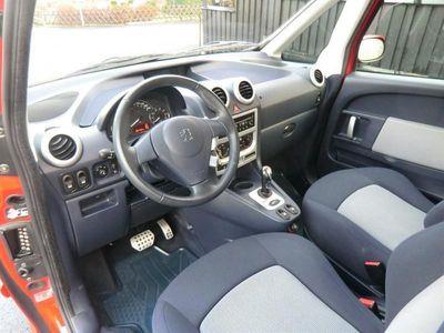 begagnad Peugeot 1007 1,6 Automat