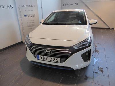 begagnad Hyundai Ioniq Hybrid 1.6 DCT Euro 6 141hk Pre -19
