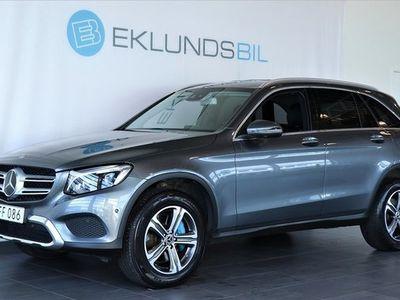 begagnad Mercedes E350 GLC BenzPlug-in 4Matic Drag 2018, SUV 459 900 kr