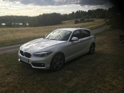 begagnad BMW 118 d 5-door Sport line