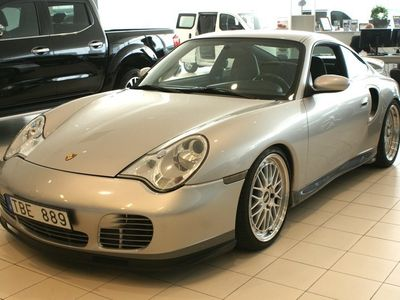 second-hand Porsche 996 / 3.6 Turbo (420hk)