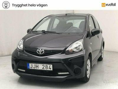 begagnad Toyota Aygo 1.0 VVT-i 5dr