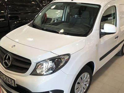 gebraucht Mercedes Citan 109 1.5 CDI (90hk)