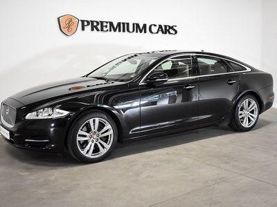 begagnad Jaguar XJ 3.0D LUXURY 2015, Sedan 469 000 kr