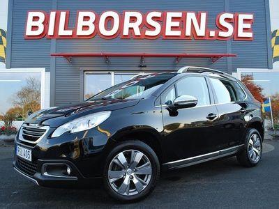 gebraucht Peugeot 2008 Allure 1.6 E-HDi Navi PDC 2014, SUV 109 000 kr