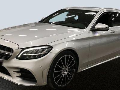 begagnad Mercedes 220 C Benz CAMG Kombi 19 tum Navi Drag 2019, Personbil 358 500 kr