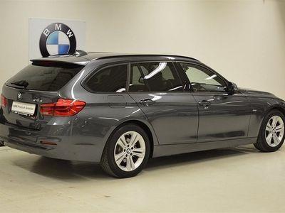 begagnad BMW 318 d Aut Touring Sport Line / Drag / HiFi