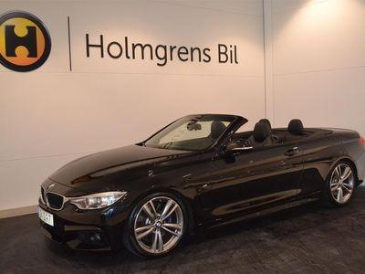 begagnad BMW 435 i Cabriolet M-Sport / Navi (306hk)