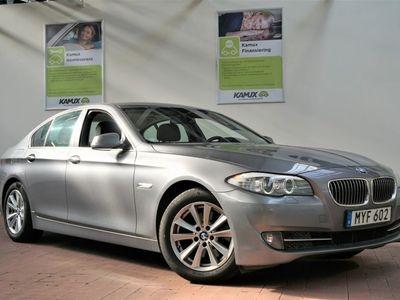 begagnad BMW 520 d Sedan Steptronic, 184hk, 2013