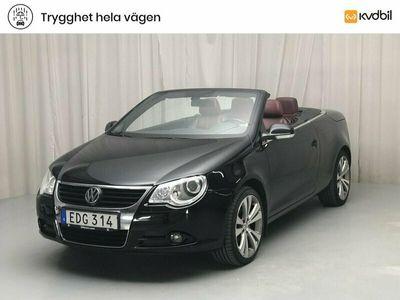 begagnad VW Eos 2.0 TFSI Cabriolet (200hk)