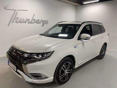 begagnad Mitsubishi Outlander P-HEV PHEV S-EDITION 4WD