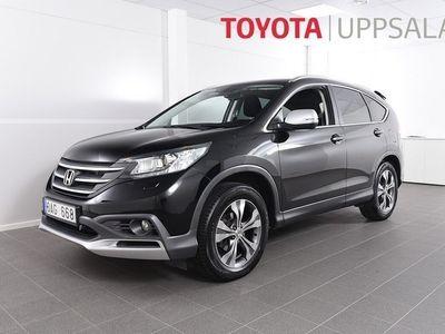 begagnad Honda CR-V 1.6 i-DTEC Lifestyle /Drag / Motorvärmare