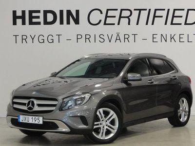 begagnad Mercedes 200 GLA BenzCDI Aut-7G Drag PDC 2014, Halvkombi 179 900 kr