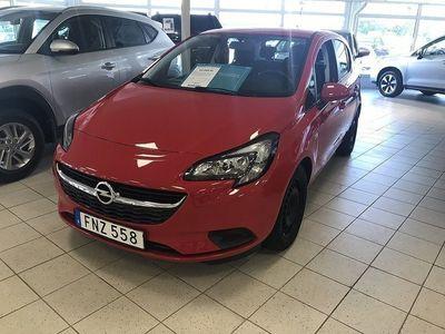begagnad Opel Corsa Enjoy 1.4 Euro 6 90hk 5-dörrar -16