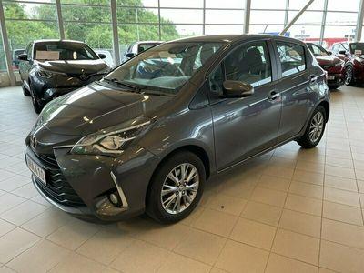 begagnad Toyota Yaris 1.5 VVT-i 5-D Active