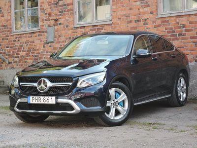 begagnad Mercedes GLC350 e Coupé 4MATIC Plug-in (327HK)