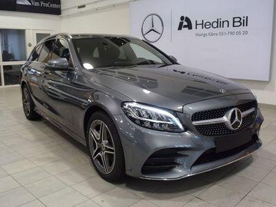 begagnad Mercedes C220 D 4MATIC KOMBI, AMG, Drag