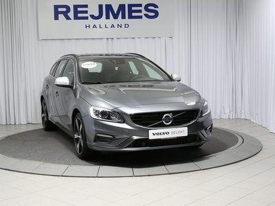 begagnad Volvo V60 D3 Classic R-Design Selekt 2018, Kombi 252 500 kr