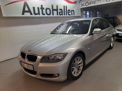 begagnad BMW 320 d EfficientDynamics Edition Sedan 163