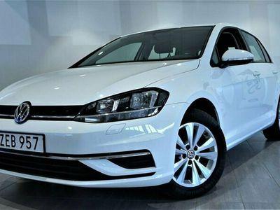 begagnad VW Golf VOLKSWAGEN GOLF 5-DÖRRAR 1.0 TSI BLUEMOTION 110HK