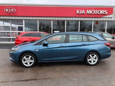 begagnad Opel Astra 1.4 Turbo Enjoy/Drag/Motorvärmare/Vinterhjul